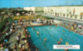 Butlin's Skegness Outdoor Swimming Pool