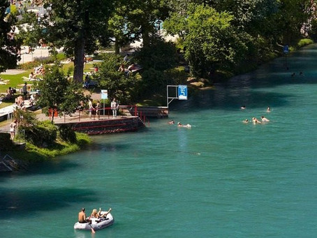 Bern – A City of Swimmers