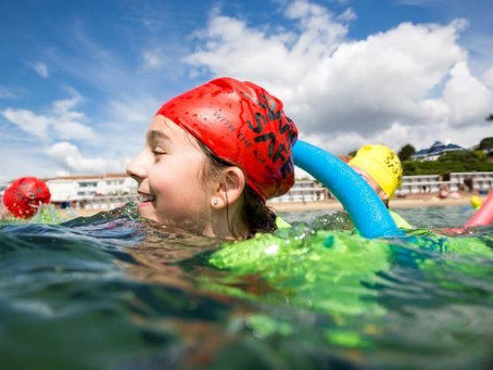 Thousands take FREE Outdoor – Swim Safe – Lessons