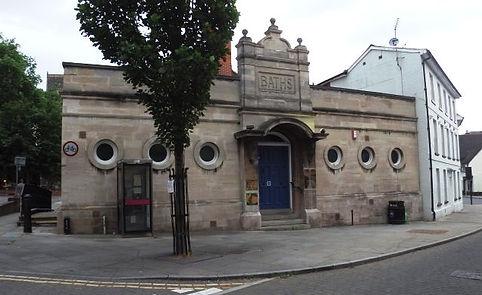 Fore Street Swimming Baths Ipswich