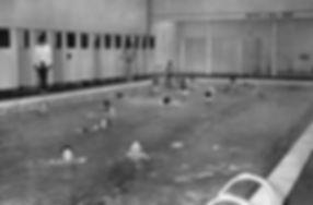 Gorton Baths 1950, Manchester