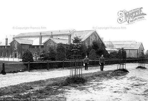 Aldershot, North Camp Gymnasium And Swimming Baths 1905 Swimming History