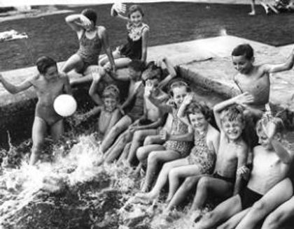 Oxford Swimming History Tumbling Bay Bathers