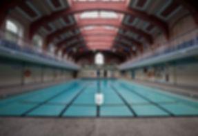 DURHAM Baths Swimming History