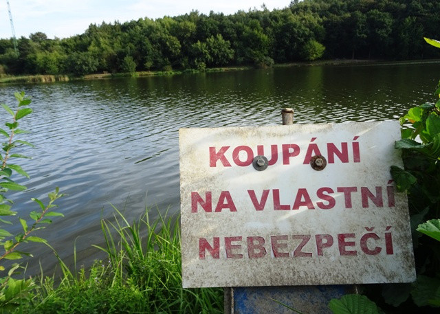 Wild Swimming Prague