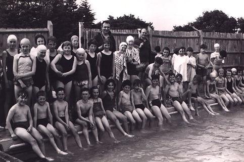Lordsfield Swimming Club - 1960's Gala