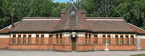 Public Bath - Kings Meadow - Reading