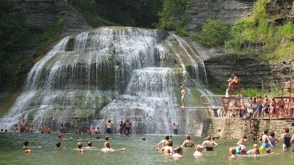 USA: Best Swimming Spot in Every State!