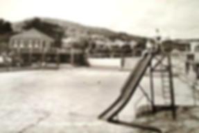 Oversands Lido Swimming History