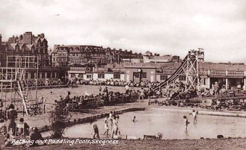 Skegness Lido and Children's Pool History