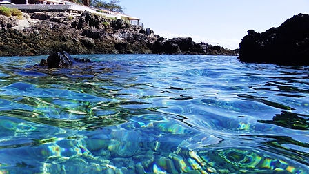 Wild Swimming Alcala Tenerife