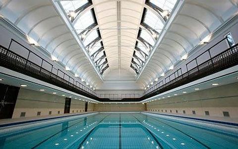(PRINCE OF WALES ROAD). Public Baths (4), Kentish Town. London Swiming History