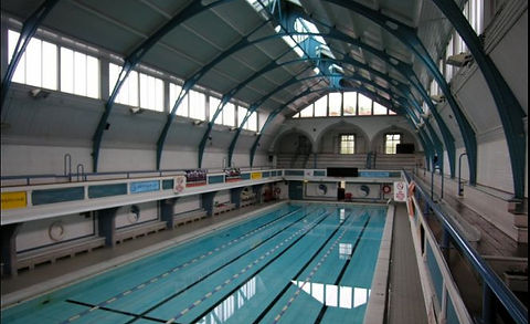 Swindon Public Bath, Farringdon Road Swimming History