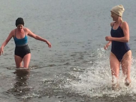 Wild Swims on Rise at Scotland's Beaches