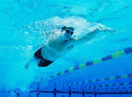 One in Five Adults Cannot Swim!