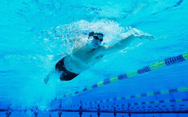One in five adults cannot swim