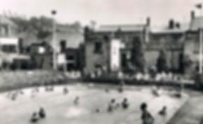 MATLOCK. Public Bath, Smedley Street. Swimming History