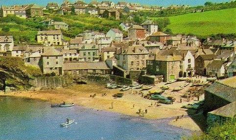 Port Isaac Wild Swimming History