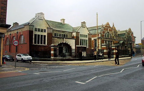 Picton Road Baths Liverpool Swimming History