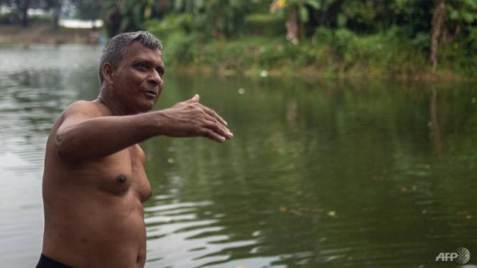 Bangladesh's most celebrated swimmer leaving a legacy