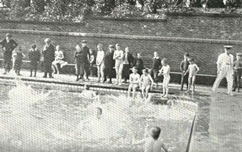 Philip's Park Baths Manchester Swimming History