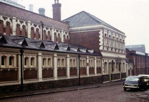 Nottingham Public Bath, Thackeray Street Swimming History
