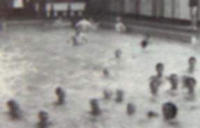 London Swimming History. POPLAR.   Public Bath, Roman Road, BowPublic Bath, Poplar.