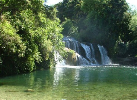 Where to go Wild Swimming in New Zealand