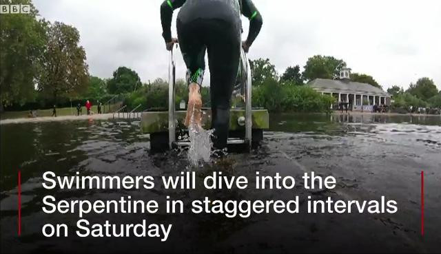 Swim Serpentine Event