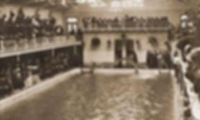 Heene Road Baths Worthing - Swimming History