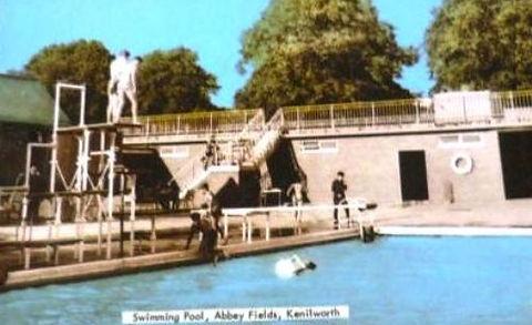 Swimming Pool - Lido Abbey Fields kenilworth