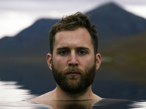 Film-maker's passion for wild swimming