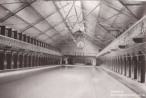Handsworth Swimming Baths  Swimming HistoryGrove Lane