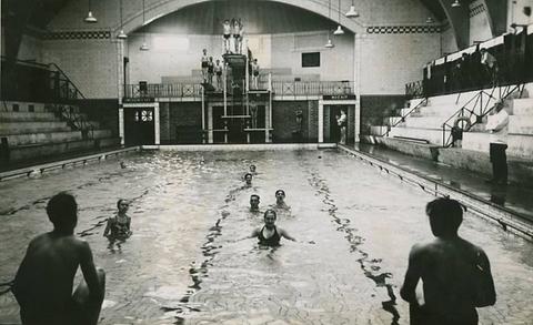 Woodcock Street Baths Birmingham Swimming History