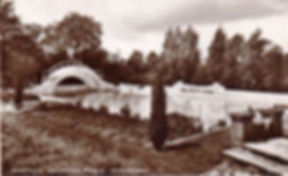 Martins Swimming Pools Wokingham Wiltshire Swimming History