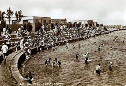 Cleethorpes Lido  Swimming History