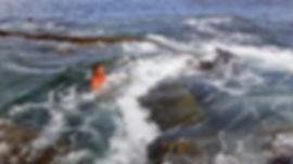El Tablado Natural sea pool