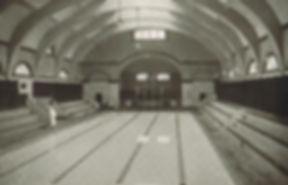 Swimming History London CROYDON.   Public Bath, Scarbrook Road. One family bathing club.