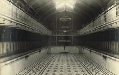 New Islington Swimming Baths History