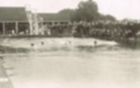 Tonbridge Bathing Place Swimming History