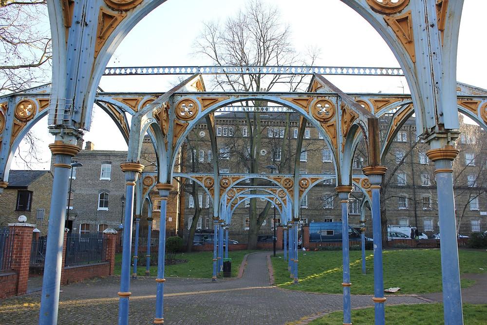 Tibberton Square. Public Bath