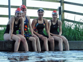 Return to Wild Swimming as Pool Closes