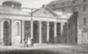 Royal Baths, Bath Swimming History