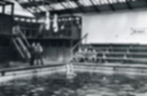 Saul Street Swimming Baths, Preston Swimming History