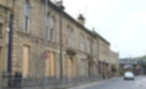 SOWERBY BRIDGE Public Baths, Hollins Mill Lane Swimming History