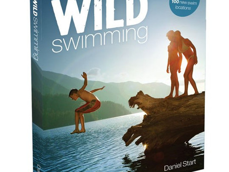 Book Review – Wild Swimming: 300 hidden dips in the rivers, lakes and waterfalls of Britain