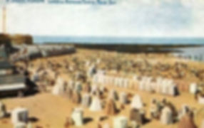 Margate Sands Bathing Tents Palm Bay Swimming HIstory