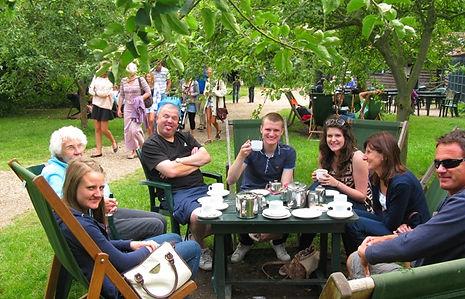 The Orchard Tea Gardens Cambridge