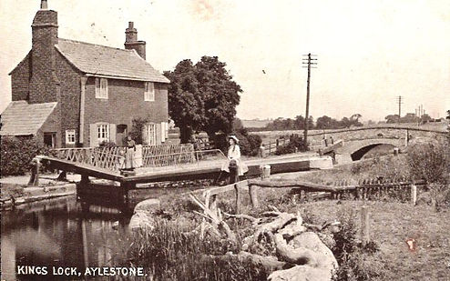 Kings Lock Aylestone History