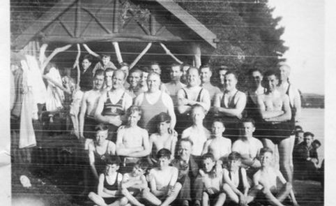 Truro Swimming club history River, Malpa